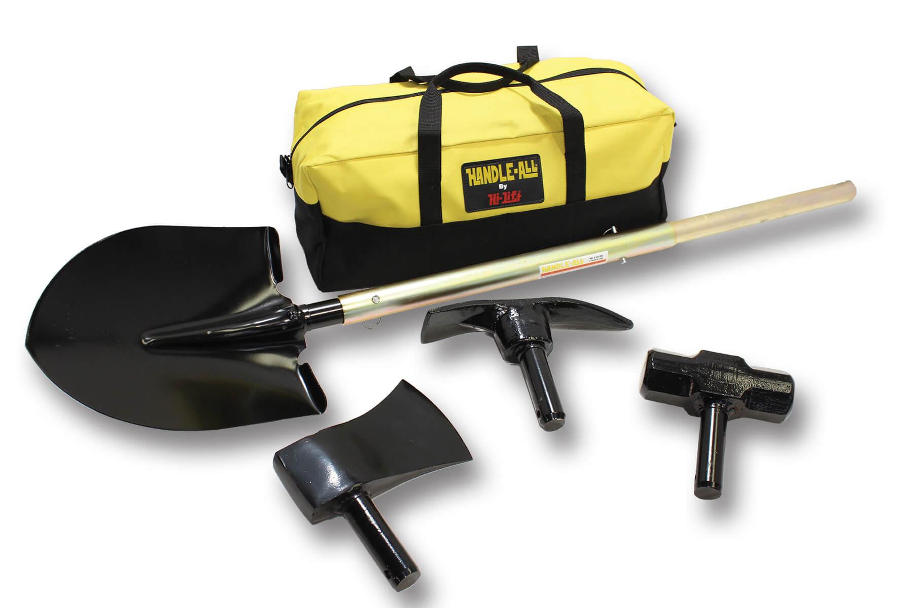 Handle-All Multi-Purpose Tool